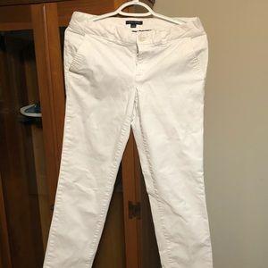 Tommy Hilfiger summer pants. Ankle length